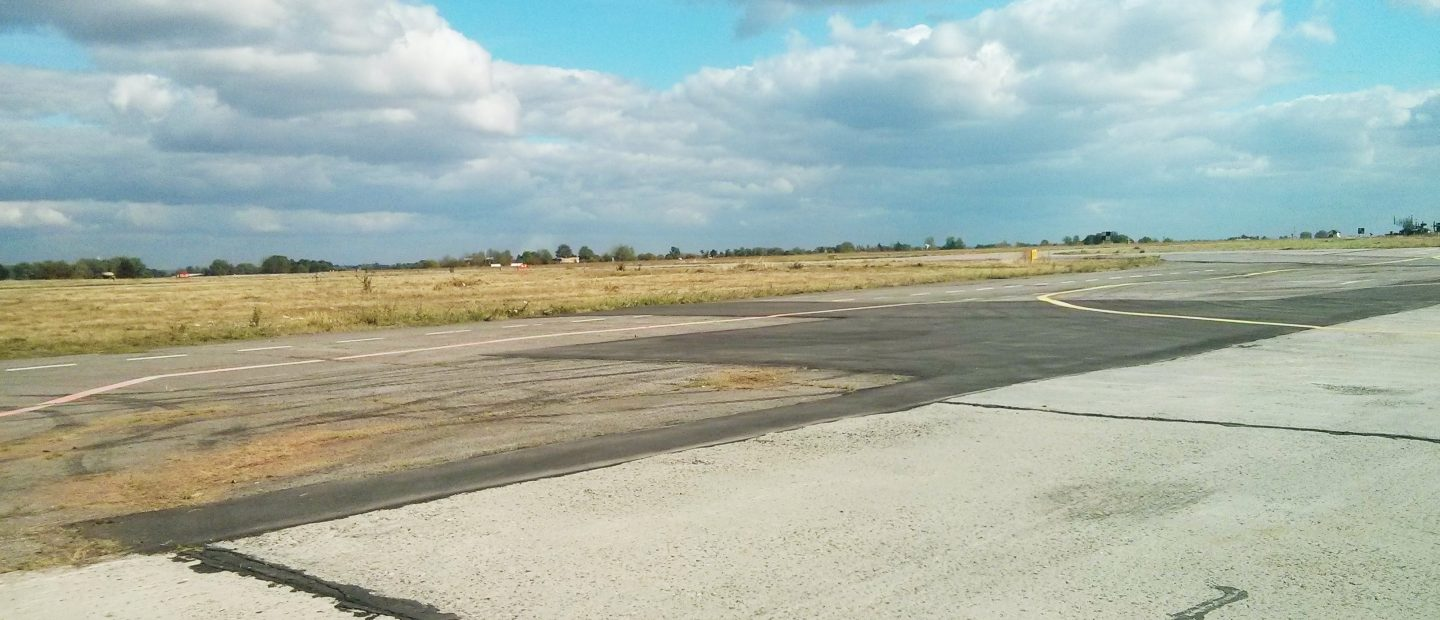 """Development of expert proposals for the reconstruction of the aerodrome manual """"Airport Vinnitsa"""""""